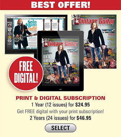 Print & Digital Subscription