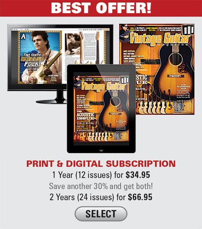 Print & Digital Subscription