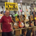 Jay Jacus, New Jersey Guitar and Bass Center