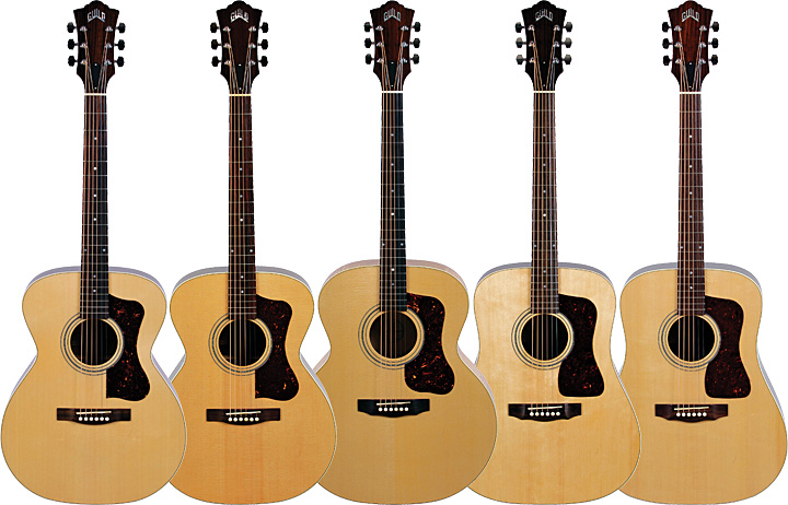 Guild Standard Series Acoustics