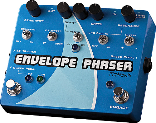 Pigtronix Envelope Phaser 2