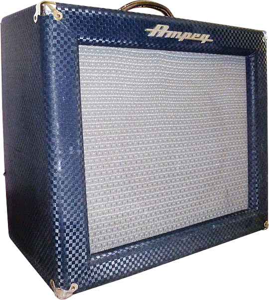 1962 Ampeg R-12-R Reverberocket