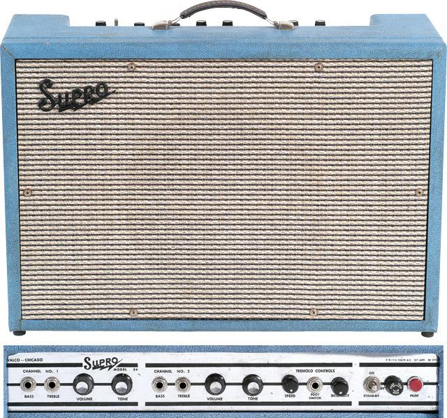 Supro Model 24