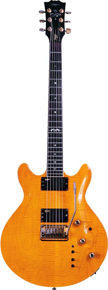 Yamaha Image Vintage Guitar 174 Magazine