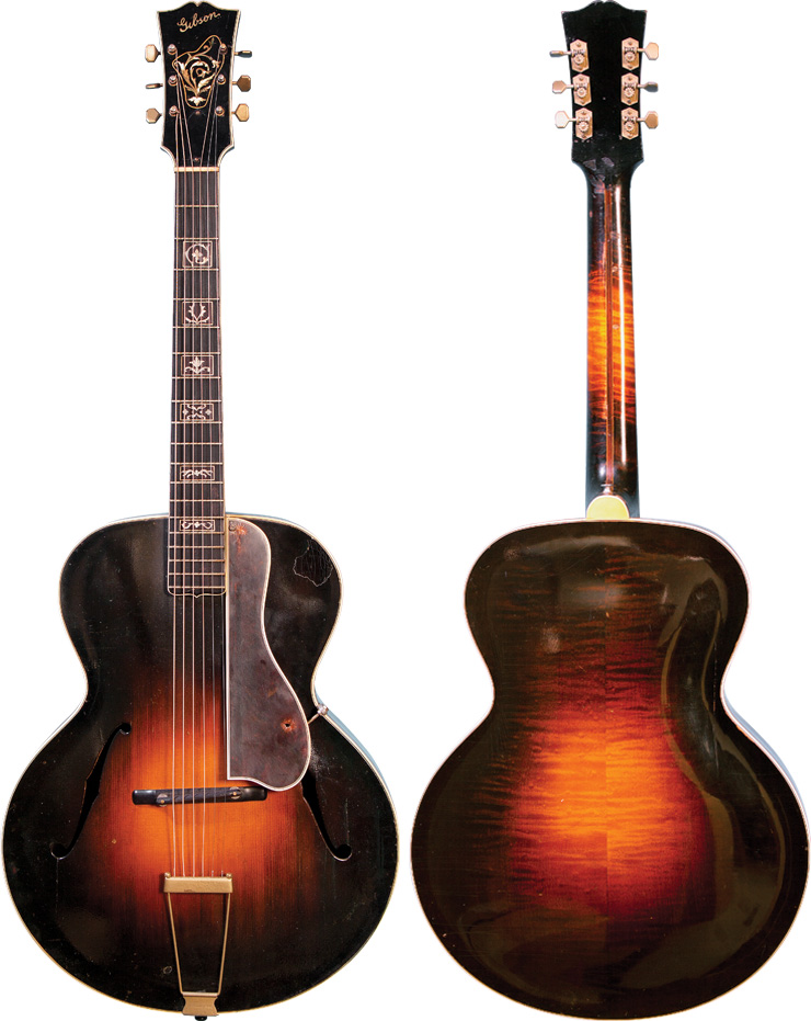 "1933 Gibson L-5 ""Special,"" designed by Carl Kress"