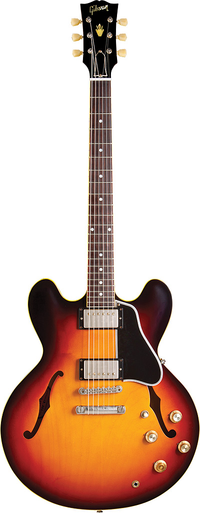 Gibson ES-335 Joe Bonamassa Signature Model