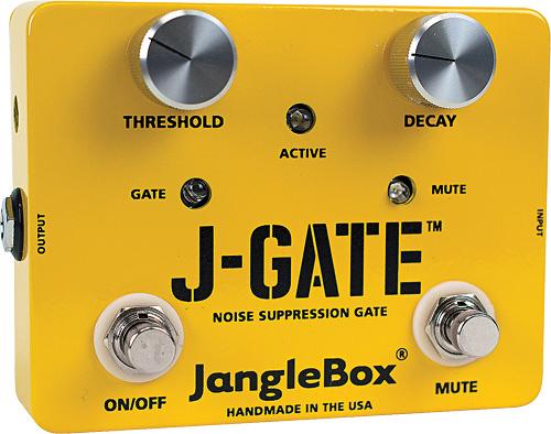 JangleBox J-Gate Noise Suppression Gate