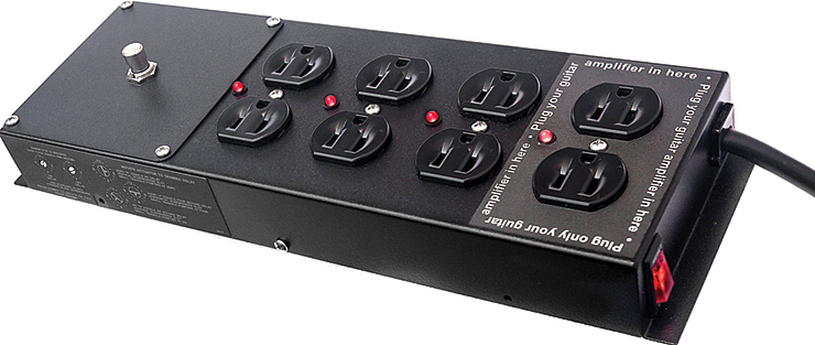 Rockn Stompn Sequential Power Strip