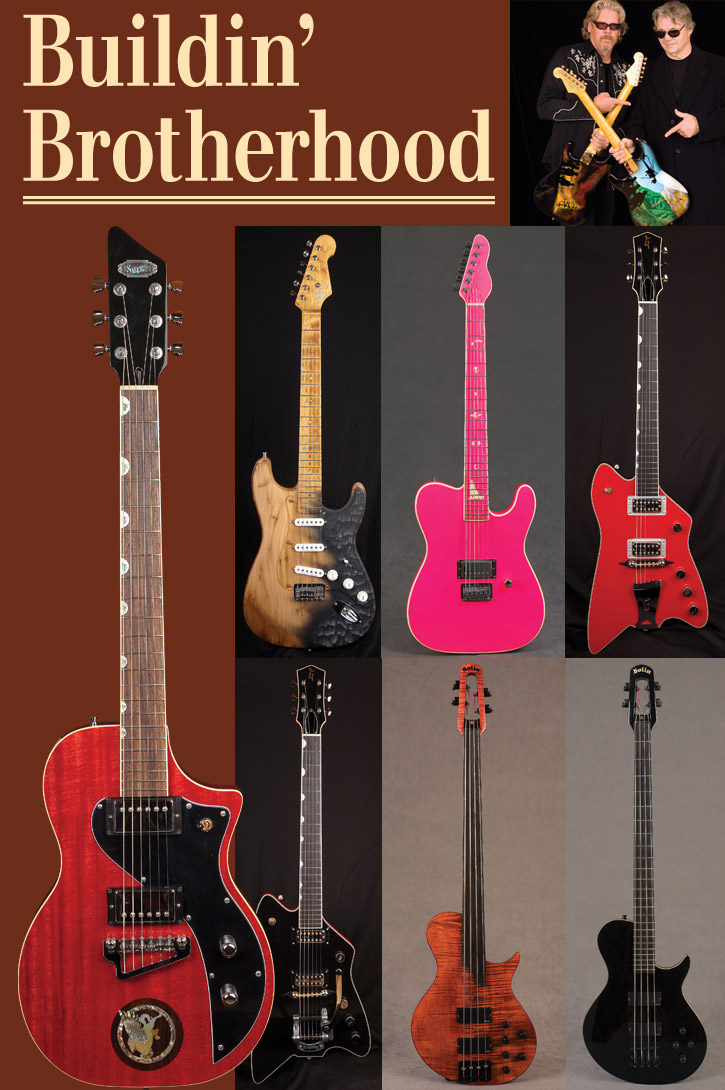 John Bolin Guitars