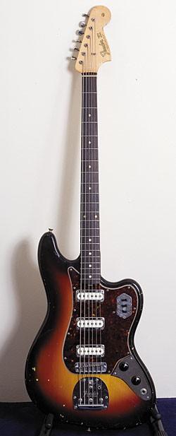 John Frusciante Vintage Guitar 174 Magazine
