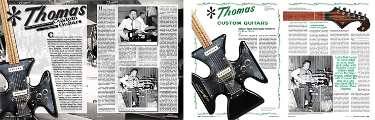 Vintage guitar mag layout Runner up 02