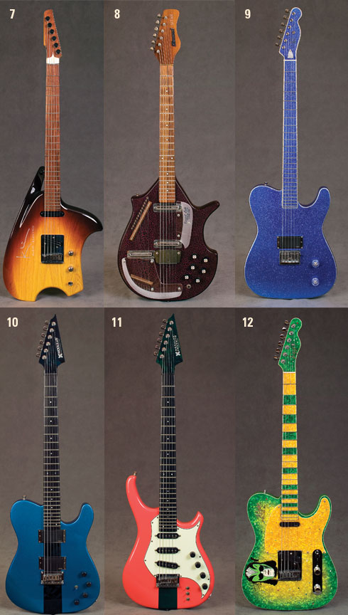 Miller Guitars 03
