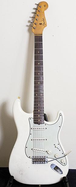 John Frusciante Strat