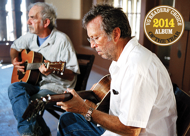 VG Readers' Choice 2014 Album of the Year The Breeze: An Appreciation of J.J. Cale, Eric Clapton & Friends