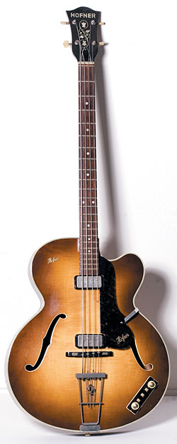 Höfner semi-hollow