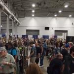 A nice Crowd.