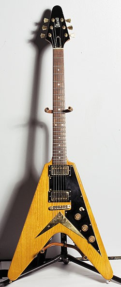 Mid-'70s Ibanez Rocket Roll Model 2387.