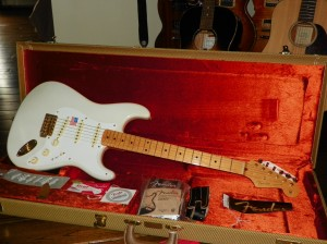 Fender Mary Kaye Stratocaster NOS 2007 50th Anniversary.