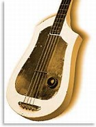 The World's First Electric Bass Guitar!
