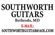 Email: southworthguitar@aol.com TEAM JOSIE SPONSOR 2016