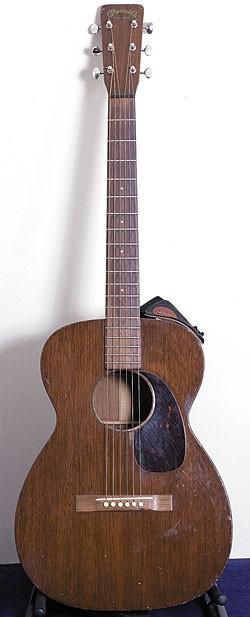 John Frusciante | Vintage Guitar® magazine
