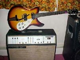 Yamaha SA 15 and Concord Amp
