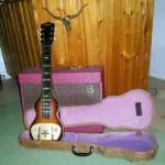 1940s Gibson lap steel