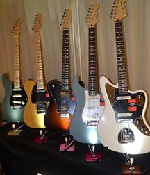 Fender's new American Professional Series.