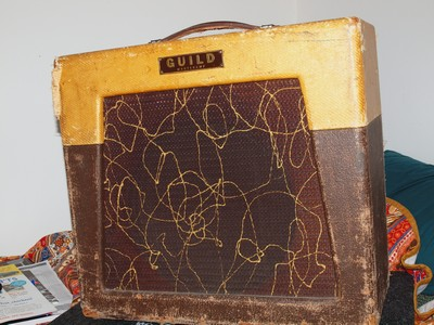 1950&#039;s Guild 66-J