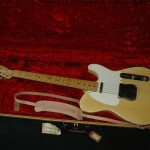 Nov. 1954 Fender Telecaster. All original with original tweed HSC.