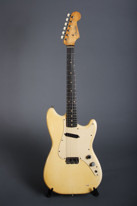 1960 Fender Musicmaster in Blonde