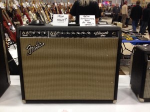 1964 Fender Vibroverb in mint condition at Reel Time Sight & Sound.