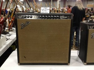 1964 Super Reverb at Reel Time Sight & Sound.
