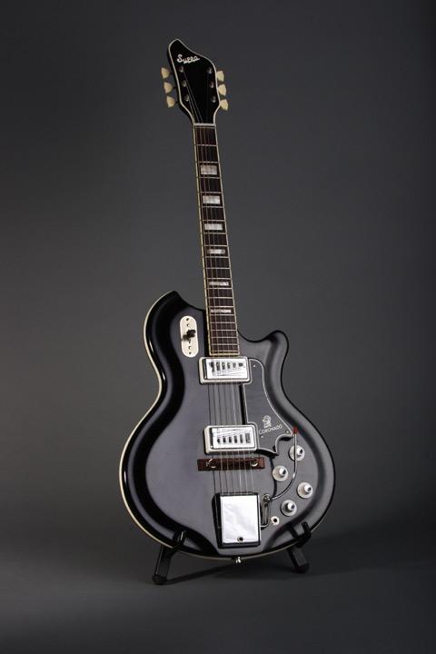 1965 Supro Coronado