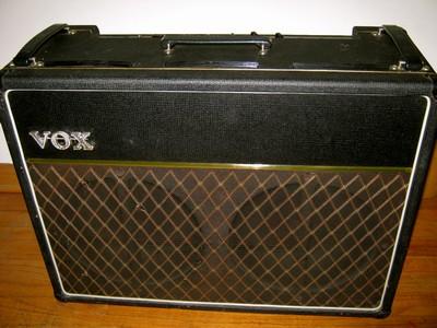 1965 Vox AC-30