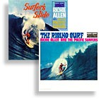 The Rising Surf and Surfer's Slide