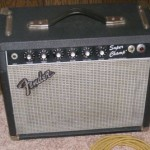 1982 Fender Super Champ Amp