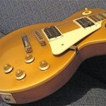 2000 Gibson Les Paul Goldtop
