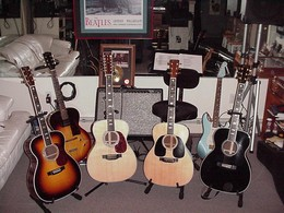 My Guitar Family