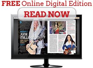 Current Issue Free Online digital Edition Vintage Guitar magazine September 2016
