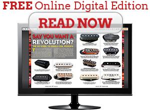Current Issue Free Online digital Edition Vintage Guitar magazine October 2016