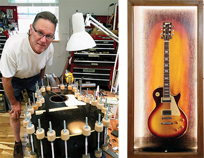 See Dan's Guitar RX and Shop of Hard Knocks.