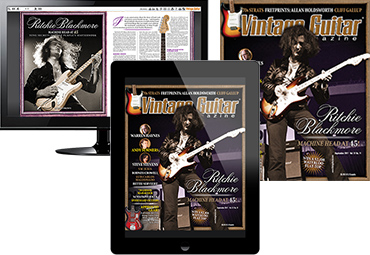 1 year (12 Issues) for $24.95 *get free digital with your print subscription. 2 years (24 issues) for $46.95