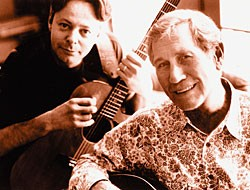 Emmanuel and Chet Atkins