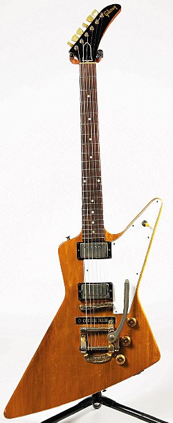 1958 Gibson Explorer (Refinished).