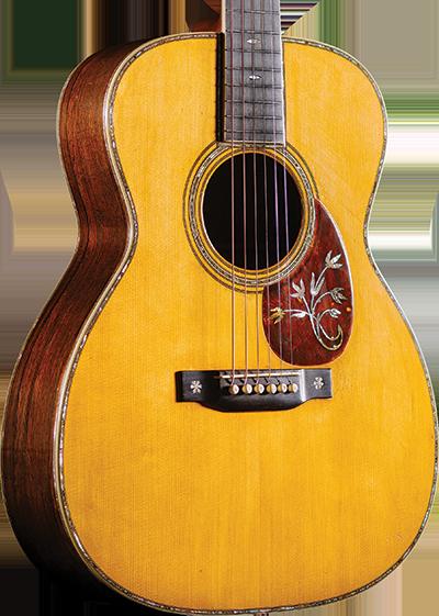 30 most valuable guitars vintage guitar magazine. Black Bedroom Furniture Sets. Home Design Ideas