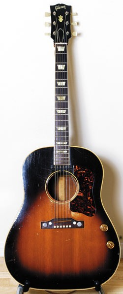 '55 Gibson J-160E with