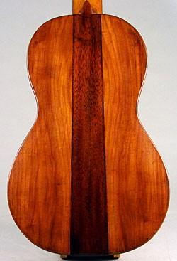 The back after restoration