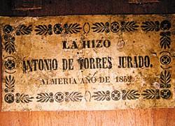 Torres label