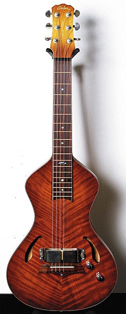 Bill Asher lap steel